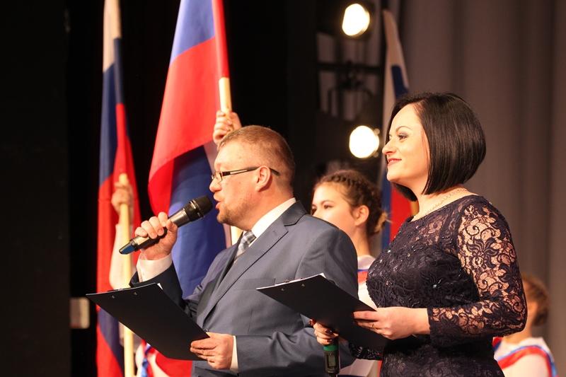 Торжественный приём, посвященный Дню защитника Отечества, прошел в Камчатском театре драмы и комедии.