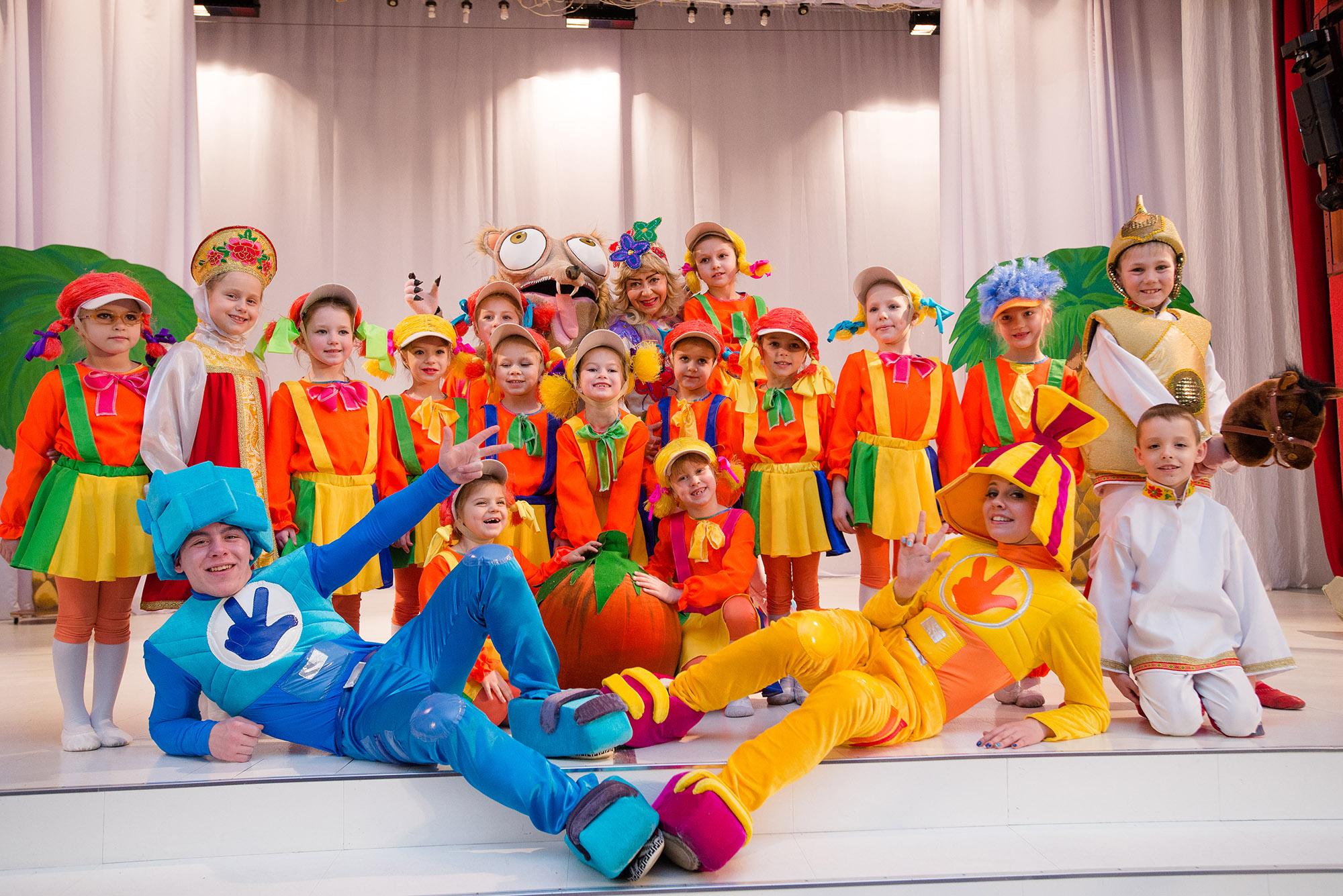 Коллектив Народного детского цирка «Саквояж» получил звание «Заслуженный».