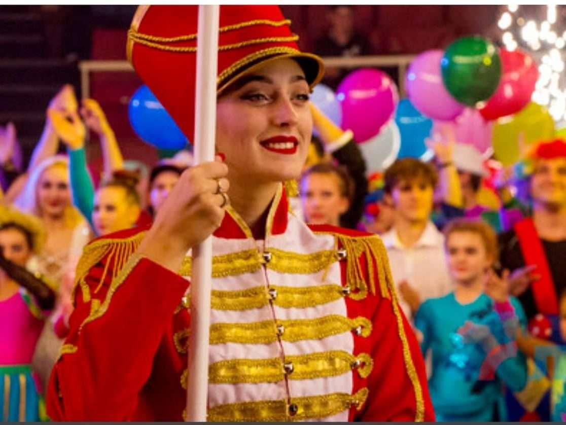Заслуженный Народный детский цирк «Саквояж» стали лауреатами I степени на Международном фестивале «Цирковое будущее» в Луганске