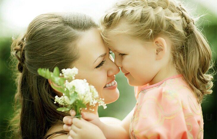 С наступающим праздником, дорогие мамочки!